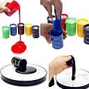 ieftine Gadget-uri De Glume-1buc mini emulational reciclabile vopsea găleată oală eliberare de stres gadget-uri farsă (culoare aleatorii)