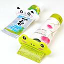 hesapli Banyo Gereçleri-Banyo Gereçleri Çok-fonksiyonlu Seyahat Çevre-dostu Hediye Yaratıcı Karikatür Plastik 1 parça - Banyo Diş fırçası ve aksesuarları