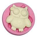 hesapli Fırın Araçları ve Gereçleri-Bakeware araçları Silikon Çevre-dostu / 3D Kek / Kurabiye / Tart Hayvan Pişirme Kalıp 1pc