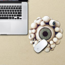 hesapli Mac Stickerlar-göz bebeği tasarımı dekoratif fare yastığı mac cilt çıkartmaları mac aksesuarları