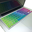 """hesapli Mac Klavye Kılıfları-13 """"/ 15"""" / 17 """"mac macbook air pro / retina / imac g6 için coosbo® isveç renkli silikon klavye kapağı cilt ab düzeni"""
