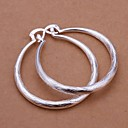 cheap Bracelets-Women's Drop Earrings - Sterling Silver Silver For Wedding / Party / Daily