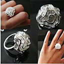 Buy Ring Wedding / Party Daily Casual Sports Jewelry Alloy Women Statement Rings 1pc,7