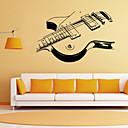 baratos Artigos de Limpeza-Romance Moda Formas Desenho Animado Música Adesivos de Parede Autocolantes de Aviões para Parede Autocolantes de Parede Decorativos, PVC