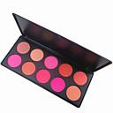 abordables Maquillage & Soin des Ongles-10pcs Visage Normal Poudre Maquillage Quotidien / Maquillage de Fête / Maquillage de Fée