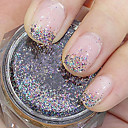 preiswerte Make-up & Nagelpflege-1 pcs Glitter & Poudre / Puder Abstrakt / Klassisch Alltag