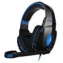 preiswerte PS4 Zubehör-KOTION EACH Über Ohr / Stirnband Mit Kabel Kopfhörer Kunststoff Spielen Kopfhörer Mit Lautstärkeregelung / Mit Mikrofon / Lärmisolierend