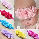 hesapli Çocuk Saç Takıları-Kadın's Zarif Kumaş Saç Bandı - Çiçekli / Saç Bantları / Saç Bantları