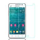 hesapli Samsung İçin Ekran Koruyucuları-Ekran Koruyucu için Samsung Galaxy Grand Prime Temperli Cam Ön Ekran Koruyucu Parmak İzi Yapmayan