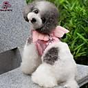 ieftine Seturi Șurubelnițe & Șurubelnițe-Pisici Câine Hamuri Ajustabile / Retractabil Cosplay textil Nailon Negru Roz