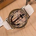 ieftine Ceasuri Damă-Pentru femei Ceas de Mână Quartz Piele PU Matlasată Analog Charm Clasic Modă - Verde Albastru Roz Un an Durată de Viaţă Baterie / Oțel inoxidabil / SSUO 377