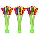 hesapli LED Gereçler-Balonlar Havuzlar ve Su Eğlenceleri Sihirli Su Balonları Doldurulabilir Parti Şişirilebilir Silikon 110 pcs Parçalar Genç Erkek Genç Kız Oyuncaklar Hediye