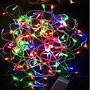cheap Flexible LED Light Strips-18m Flexible LED Light Strips 180 LEDs Dip Led RGB Waterproof / Color-Changing 220 V / IP44