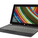 hesapli Aksesuarlar-microsoft yüzey pro 3, bize düzen için xskn ultra ince açık şeffaf tpu klavye cilt saydam klavye cilt