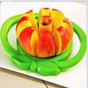 hesapli Meyve ve Sebze Araçları-Mutfak aletleri Paslanmaz Çelik Yaratıcı Mutfak Gadget Kesici ve Dilimleyici Meyve 1pc
