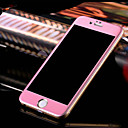 hesapli iPhone Stickerları-Ekran Koruyucu Apple için iPhone 6s Plus iPhone 6 Plus Temperli Cam 1 parça Ön Ekran Koruyucu Patlamaya dayanıklı