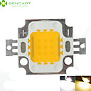 cheap LEDs-SENCART 1 pc COB 900 LED Chip Aluminum 10W