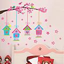 Χαμηλού Κόστους Διακοσμητικά αυτοκόλλητα-Διακοσμητικά αυτοκόλλητα τοίχου / Αυτοκόλλητα Φωτογραφίας - Αεροπλάνα Αυτοκόλλητα Τοίχου Τοπίο / Χριστούγεννα / Άνθη Σαλόνι / Υπνοδωμάτιο
