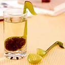 notación musical filtro de té estilo al azar