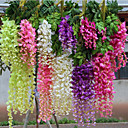 cheap Artificial Flowers-Artificial Flowers 1 Branch Simple Style Plants Wall Flower