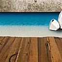 levne Ozdobné nálepky-Ozdobné samolepky na zeď - Samolepky na stěnu Krajina / Módní / Volný čas Obývací pokoj / Ložnice / Koupelna / Snímatelné