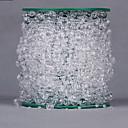 preiswerte Bastelbedarf-Volltonfarbe Strass Hochzeits-Bänder - 1 Stück / Set Ribbon von Strass Dekorativer Geschenkhalter Dekorative Geschenkbox Dekorative