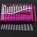 preiswerte Make-up & Nagelpflege-288pcs False Nails Multi-Design Nagel Kunst Maniküre Pediküre Einfach / Abstrakt / Klassisch Alltag