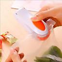 baratos Utensílios para Frutas & Legumes-selador do alimento do vácuo mini máquina portátil da selagem do calor máquina de selagem do saco de plástico do impulso