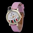 preiswerte Damenuhren-Damen Armbanduhr Digital Schlussverkauf Caucho Band Analog Charme Modisch Weiß / Rot / Grün - Grün Rosa Hellblau