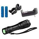 hesapli Köpek Giyim ve Aksesuarları-1100 lm LED Fenerler Cree XM-L T6 5 Kip ZK10 - Taktik / Zoomable / Su Geçirmez