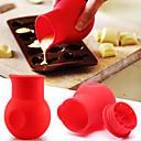 hesapli Fırın Araçları ve Gereçleri-Silikon çikolata erime pot eriyik tereyağı isı süt pourer sürahi mutfak aracı