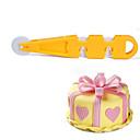 hesapli Fırın Araçları ve Gereçleri-Bakeware araçları Plastik Yaratıcı Mutfak Gadget Ekmek / Kek / Pizza Tatlı dekoratörler / kek Kesici / Pastane Kesiciler 1pc