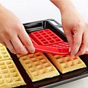 hesapli Fırın Araçları ve Gereçleri-Bakeware araçları Silikon Çevre-dostu Kek / Kurabiye / Çikolota Pişirme Kalıp 1pc