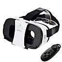 preiswerte Virtual Reality-Brillen-FIIT vr 2s Virtual Reality Brille + Bluetooth-Controller - weiß