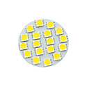 abordables LED à Double Broches-SENCART 1pc 5 W Spot LED 450-480 lm G4 MR11 18 Perles LED SMD 5730 Intensité Réglable Blanc Chaud Blanc Froid Blanc Naturel 12 V / 1 pièce / RoHs