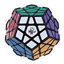 hesapli Oyun Oyuncakları-Rubik küp DaYan Megaminx 3*3*3 Pürüzsüz Hız Küp Sihirli Küpler bulmaca küp profesyonel Seviye Hız Klasik & Zamansız Çocuklar için Yetişkin Oyuncaklar Genç Erkek Genç Kız Hediye