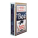 رخيصةأون المصابيح الأمامية للسيارات-النحل أوراق اللعب 92 النحل العلامة التجارية الفلورسنت بطاقات زرقاء مكافحة التزييف (1 الزوج)