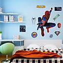preiswerte Innendekoration-Dekorative Wand Sticker - Flugzeug-Wand Sticker Stillleben / Mode / Freizeit Wohnzimmer / Schlafzimmer / Esszimmer / Abziehbar