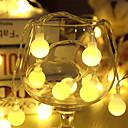 preiswerte LED Lichtstreifen-ywxlight® 100led ip65 outdoor multicolor led string lichter weihnachtsbeleuchtung urlaub hochzeit dekoration AC 220-240