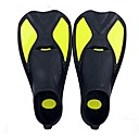 cheap Xbox 360 Accessories-Diving Fins / Swim Fins Flexible, Short Blade, Durable Swimming, Diving, Snorkeling Silicone - for Adults Yellow / Blue / Pink