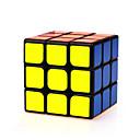 hesapli Sihirli Küp-Rubik küp YONG JUN 3*3*3 Pürüzsüz Hız Küp Sihirli Küpler bulmaca küp profesyonel Seviye Hız Dörtgen Yılbaşı Yeni Yıl Çocukların Günü