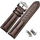 preiswerte Servietten & Serviettenringe-Uhrenarmband für Gear S2 Samsung Galaxy Sport Band / Klassische Schnalle / Lederschlaufe Leder Handschlaufe