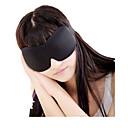 baratos Segurança em Viagens-Máscara de Dormir 3D Descanso em Viagens Sem costura Respirabilidade 1conjunto para Viajar