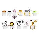 preiswerte Stickers für die Dekoration-Tiere Wand-Sticker Tier Wandaufkleber Lichtschalter Sticker, Vinyl Haus Dekoration Wandtattoo Wand