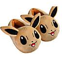 ieftine Pijamale Kigurumi-Adulți Papuci Kigurumi Rabbit bunny Pijama Întreagă Coral Fleece Cosplay Pentru Bărbați și femei Sleepwear Pentru Animale Desen animat Festival / Sărbătoare Costume / Încălțăminte