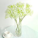 tanie Sztuczne kwiaty-Sztuczne Kwiaty 1 Gałąź Pasterski Styl Łyszczec Bukiety na stół