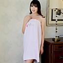 baratos Artigos de Limpeza-Qualidade superior Robe de Banho, Jacquard 100% algodão Banheiro