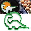 preiswerte Kochutensilien & Zubehör-1pc Küchengeräte Silikon Kreative Küche Gadget DIY Mold Für Egg