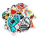 저렴한 자동차 스티커-100 PC / 팩 임의의 음악 영화 비닐 스케이트 보드 기타 여행 케이스 스티커 자동차 데칼 귀여운 스티커