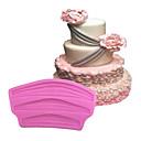 preiswerte Kochutensilien & Zubehör-Backwerkzeuge Silikon Umweltfreundlich / nicht-haftend / Backen-Werkzeug Brot / Kuchen / Plätzchen Kuchenformen